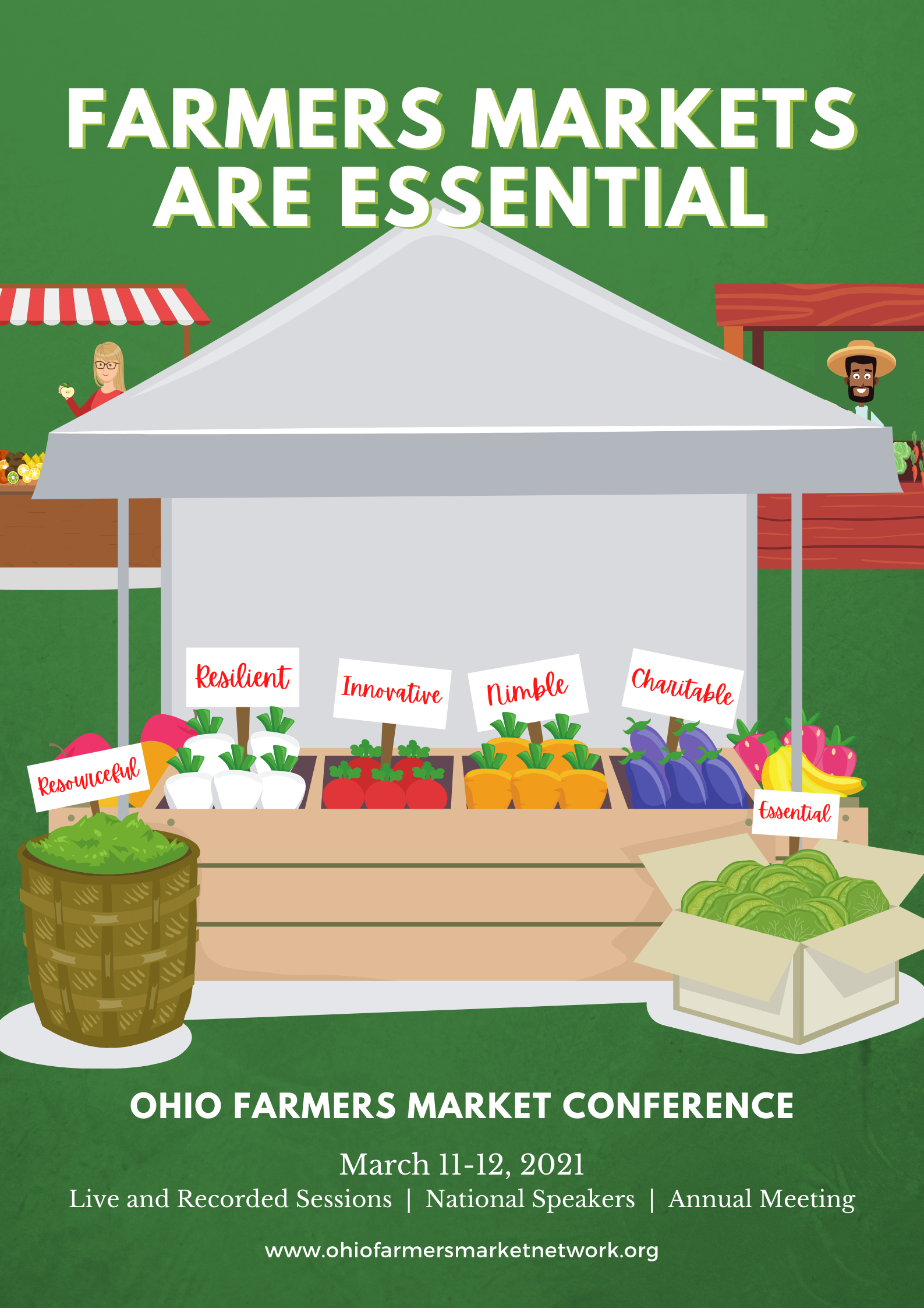 Conference Promo Poster